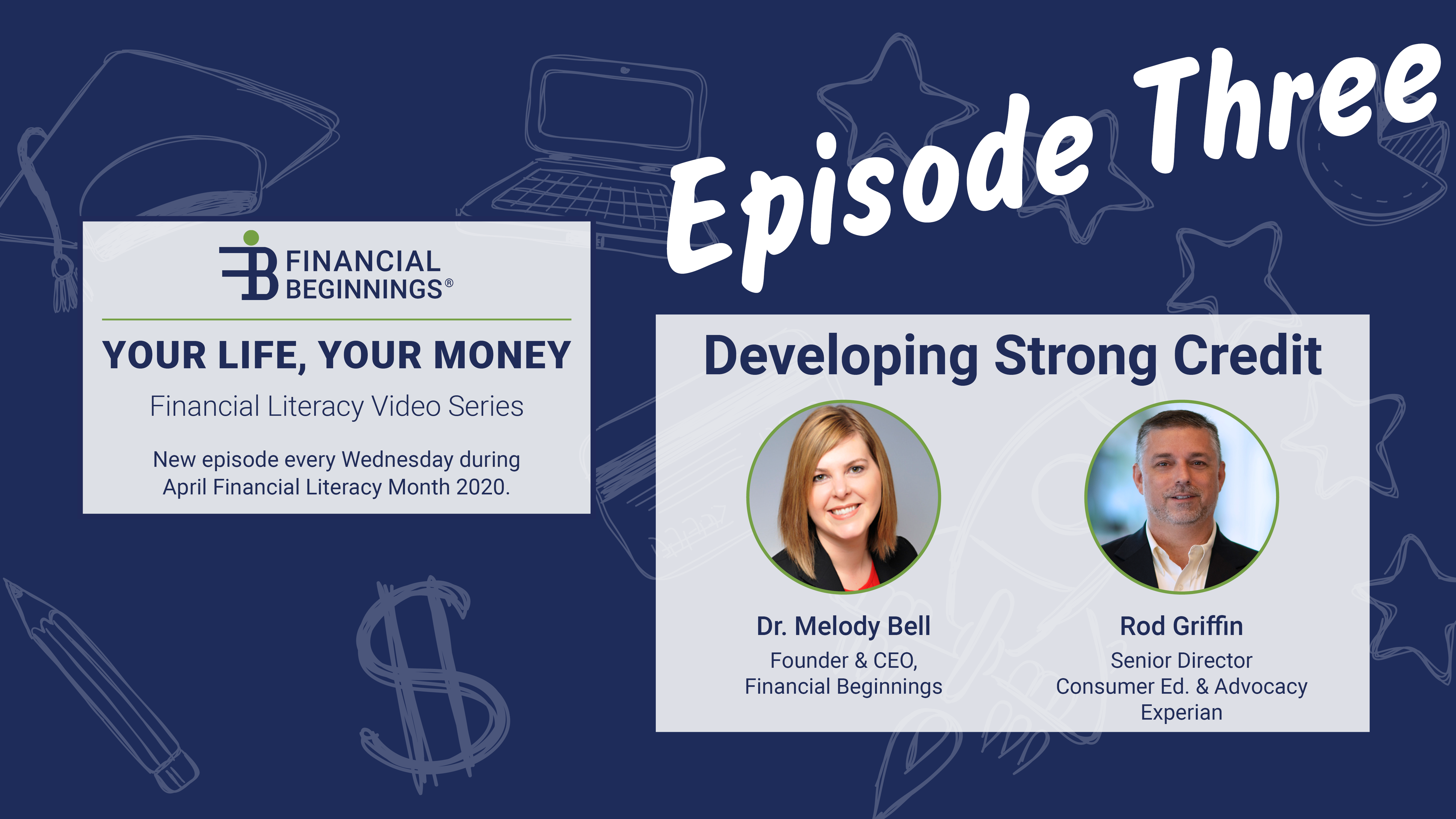Episode 3: Developing Strong Credit